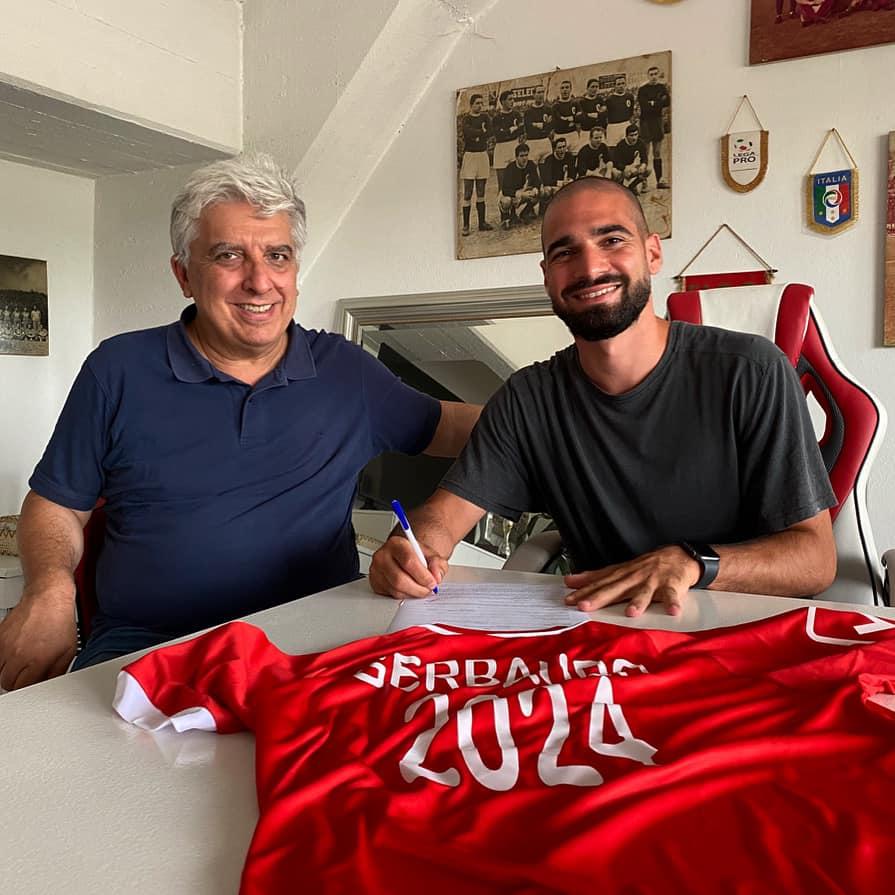 gerbaudo-mantova-2024 Matteo Gerbaudo rinnova col Mantova fino al 2024