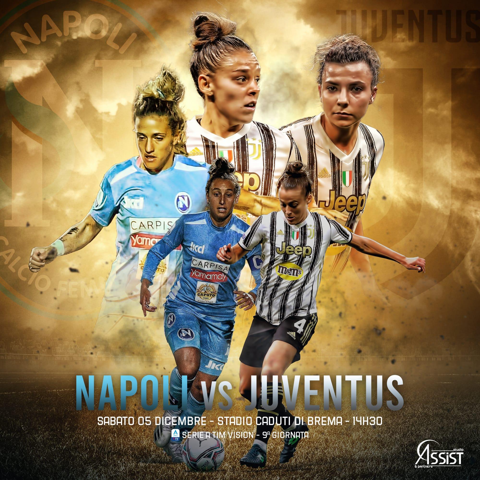 napoli-juventus-calcio-femminile News