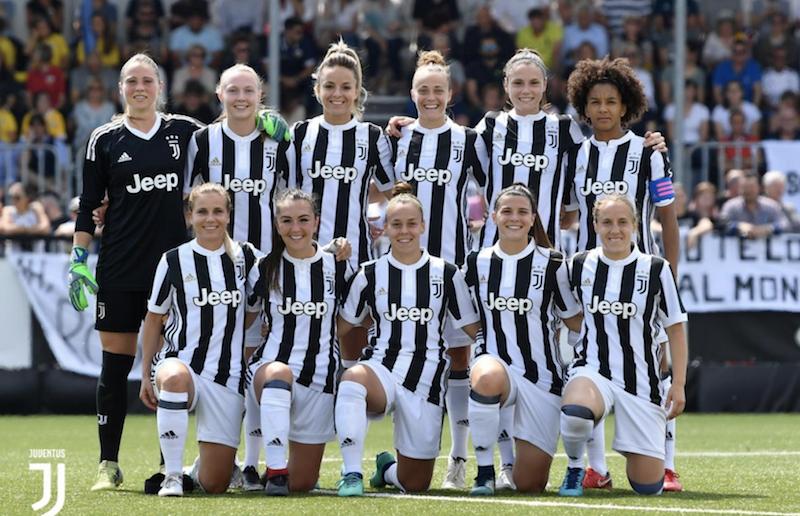 Calcio femminile: lo spareggio scudetto Juve-Brescia ...