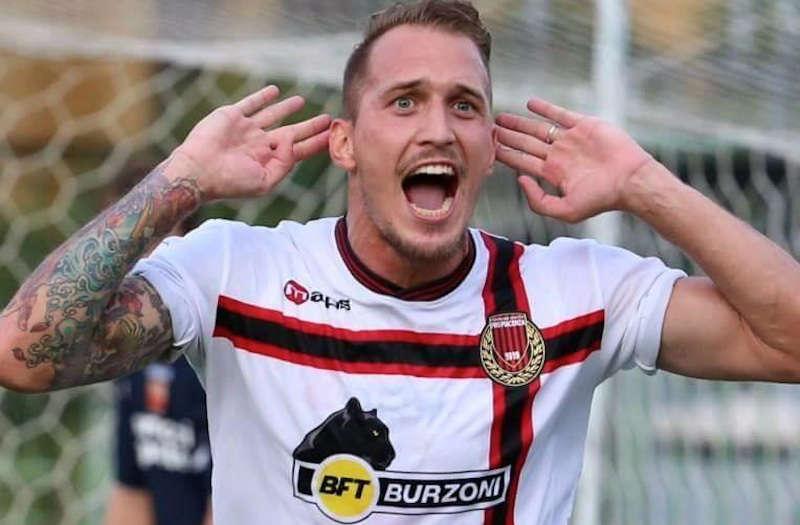 pesenti-propiacenza-calcio-legapro Il Pro Piacenza si affida ai gol di Max Pesenti